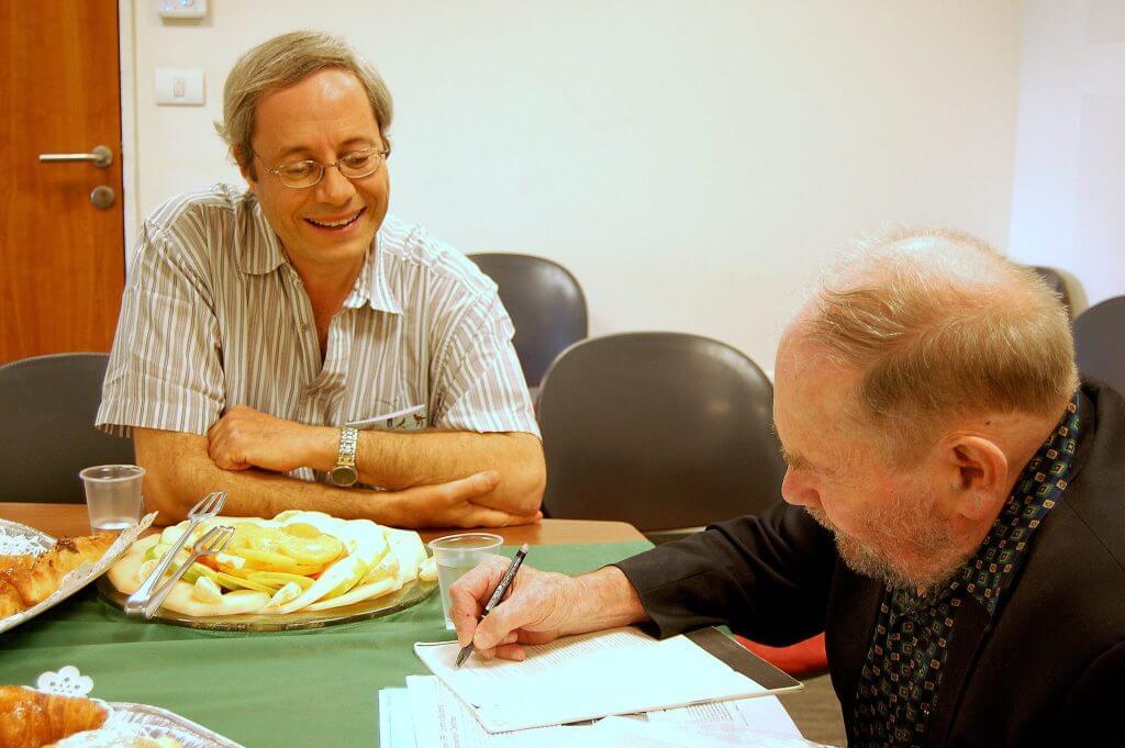 סידני ברנר ובנימין פודבילביץ׳